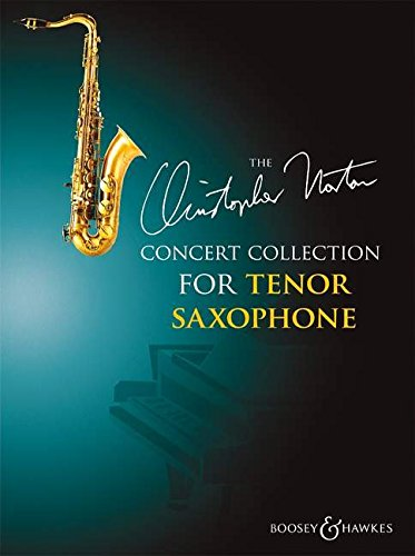 9780851628790: CONCERT COLLECTION FOR TENOR SAXOPHONE