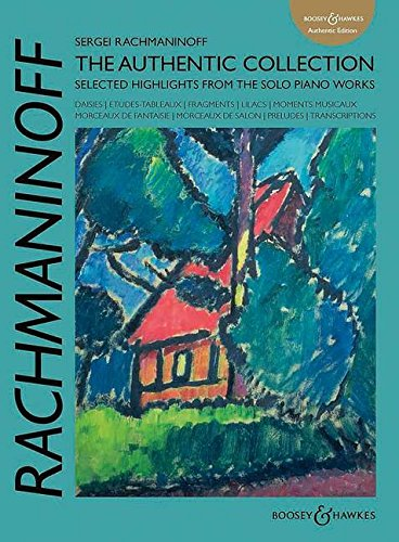 9780851629322: Sergei Rachmaninoff: The Authentic Collection: Selected Highlights from the Solo Piano Works (Russian Piano Classics (Authentic Edition))