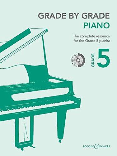 9780851629407: Grade By Grade - Piano Piano +CD