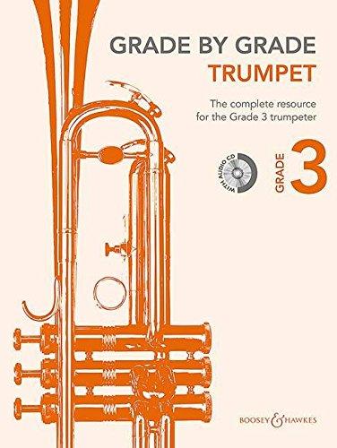 9780851629957: Grade by Grade - Trumpet: Grade 3