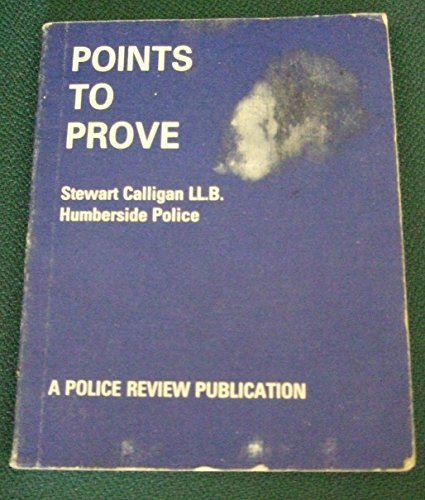 9780851640327: Points to Prove