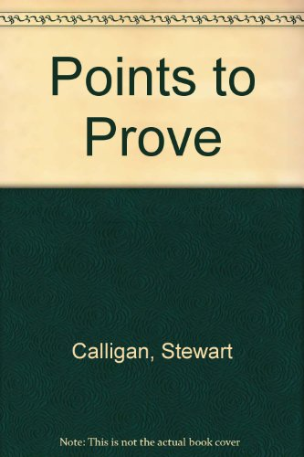 9780851649917: Points to Prove