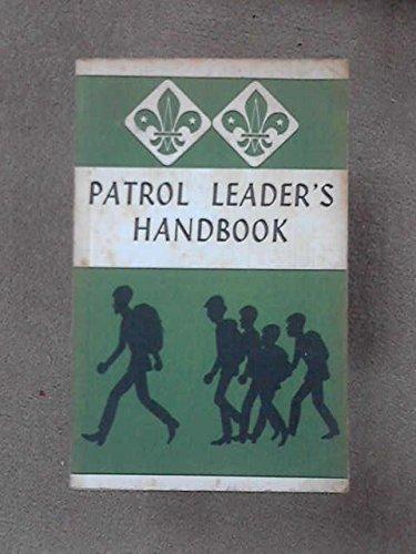 9780851650616: Patrol Leader's Handbook