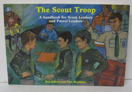 9780851652337: Scout Troop: A Handbook for Scout Leaders and Patrol Leaders