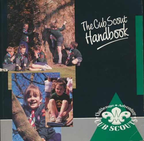 Cub Scout Handbook (Scouts): Dave Wood and