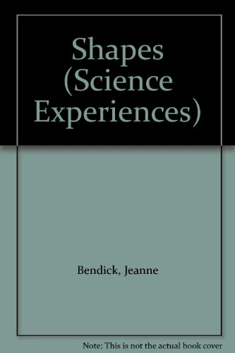 9780851660981: Shapes (Science Experiences)