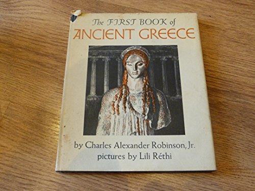 9780851661223: Ancient Greece (First Book)