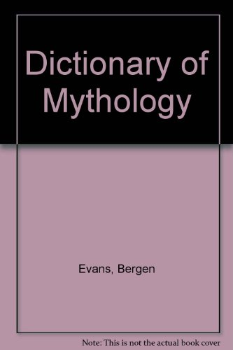 9780851664347: Dictionary of Mythology