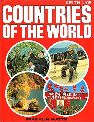 Countries of the World (Children's Reference Library) (9780851666808) by Keith Lye