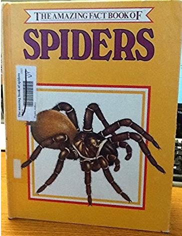 Spiders (The Amazing Fact Book Library): Wootton, Anthony