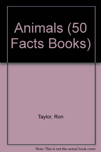 9780851669939: 50 Facts About Animals (50 Facts) (50 Facts Books)