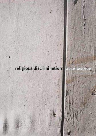 9780851692593: Religious Discrimination: A Christian Response