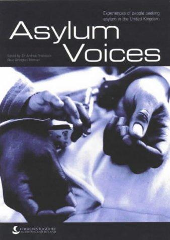 9780851692876: Asylum Voices