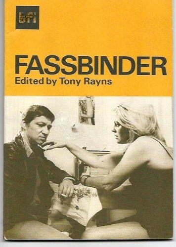 9780851700526: Fassbinder