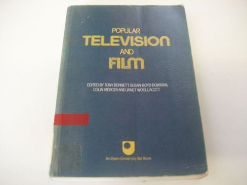 9780851701165: Popular Television and Film