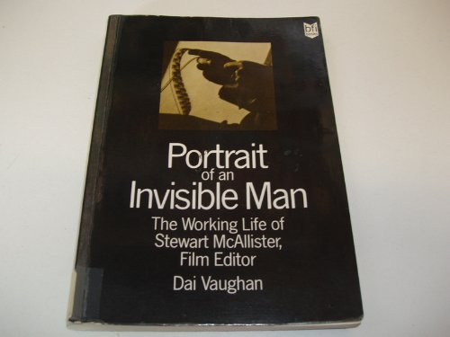 9780851701479: Portrait of an Invisible Man: Working Life of Stewart McAllister, Film Editor