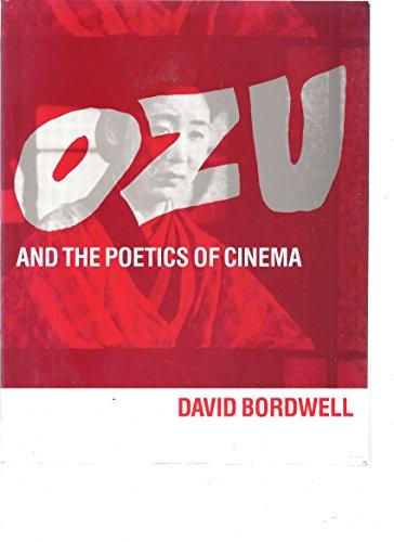9780851701592: Ozu and the Poetics of Cinema
