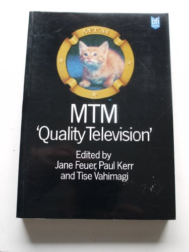 9780851701639: Mtm Quality Television