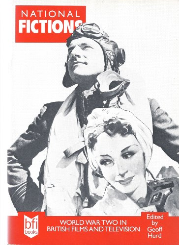 9780851701776: National Fictions: World War Two in British Films and Television