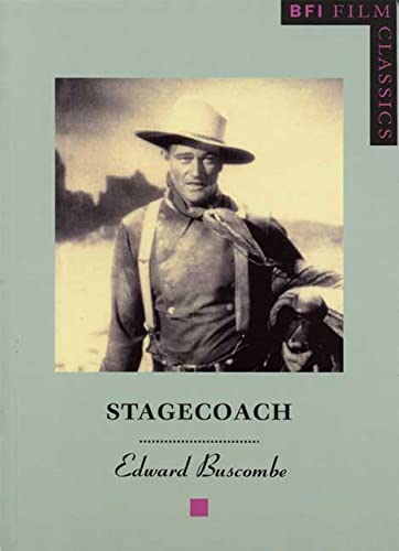 9780851702995: Stagecoach (BFI Film Classics)