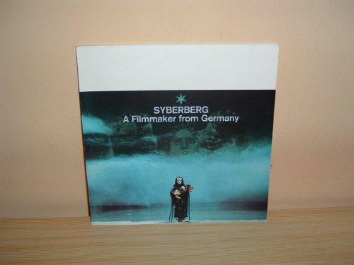 Syberberg Filmmaker: BFI Publishing