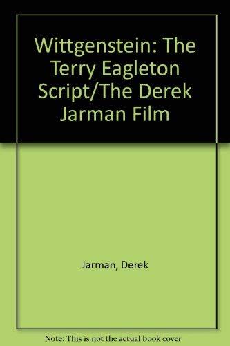 """9780851703961: """"Wittgenstein"""": The Terry Eagleton Script/The Derek Jarman Film"""