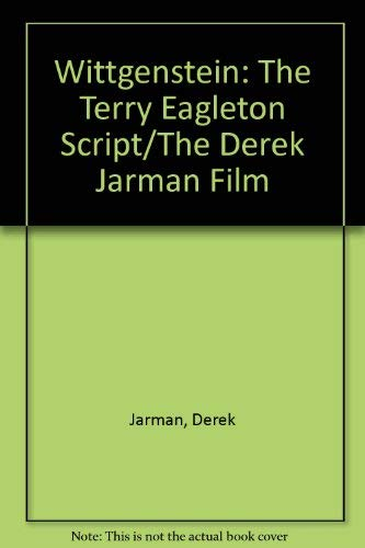 9780851703961: Wittgenstein: The Terry Eagleton Script : The Derek Jarman Film