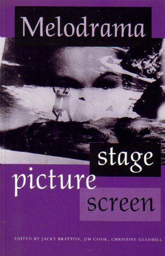 9780851704388: Melodrama: Stage Picture Screen