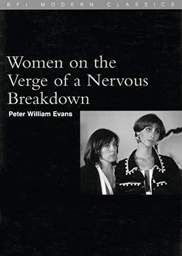 women on the verge of a nervous breakthrough pennebaker ruth