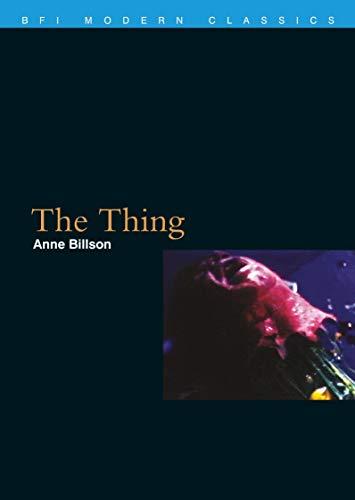 9780851705668: The Thing (BFI Modern Classics)