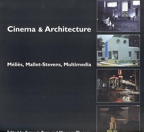 9780851705781: Cinema & Architecture: Melies, Mallet-Stevens, Multimedia