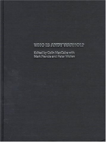 9780851705880: Who Is Andy Warhol?