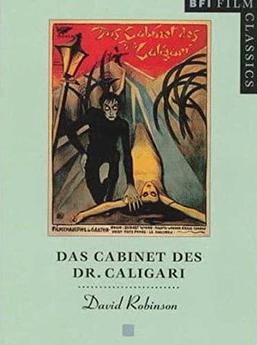 9780851706450: Das Cabinet Des Dr.Caligari (BFI Film Classics)
