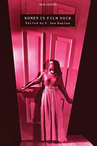 9780851706665: Women in Film Noir