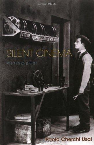 9780851707464: Silent Cinema: An Introduction