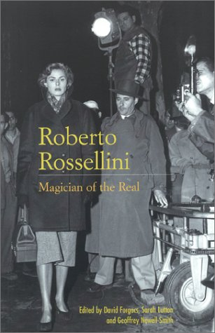 9780851707945: Roberto Rossellini: Magician of the Real