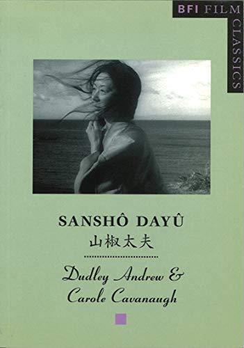 9780851708157: Sansho Dayu (Sansho the Bailiff) (BFI Film Classics)