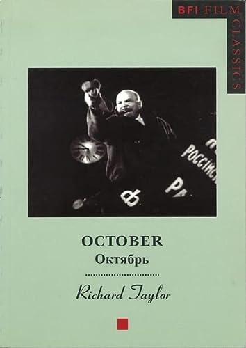9780851709161: October (BFI Film Classics)
