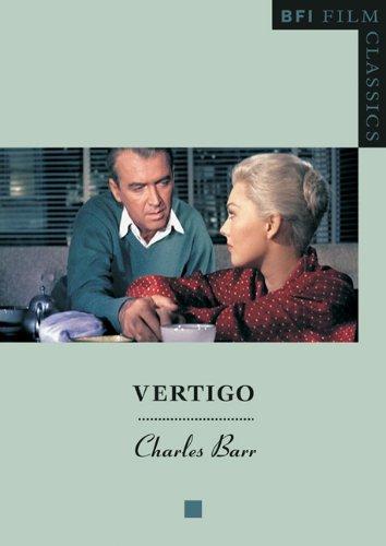 9780851709185: Vertigo (BFI Film Classics)