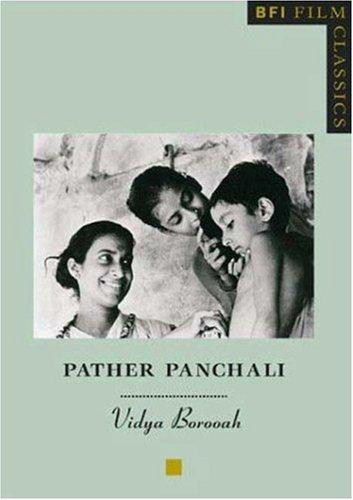 9780851709376: Pather Panchali (BFI Film Classics)
