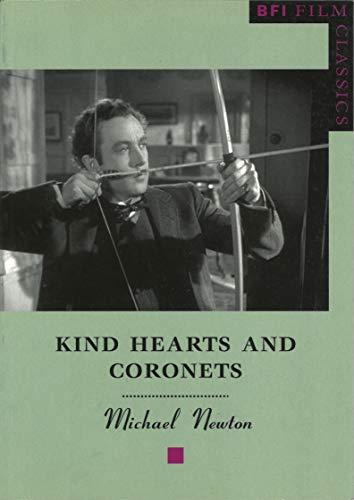 "9780851709642: ""Kind Hearts and Coronets"" (BFI Film Classics)"