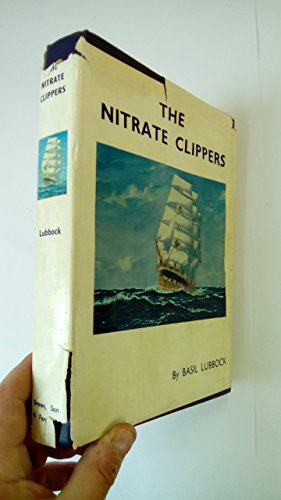 9780851741161: The Nitrate Clippers