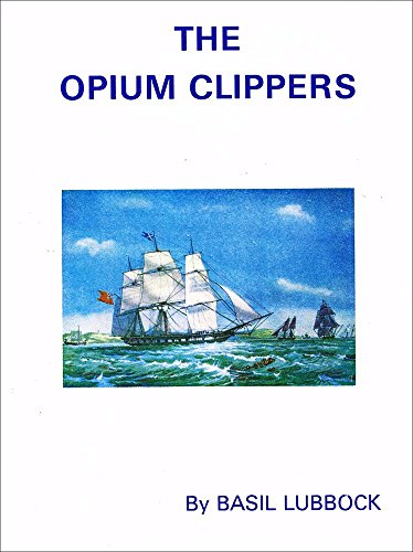 9780851742410: The Opium Clippers