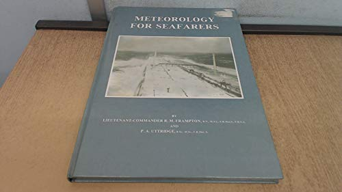 9780851745305: Meteorology for Seafarers: Originally Meteorology for Seamen