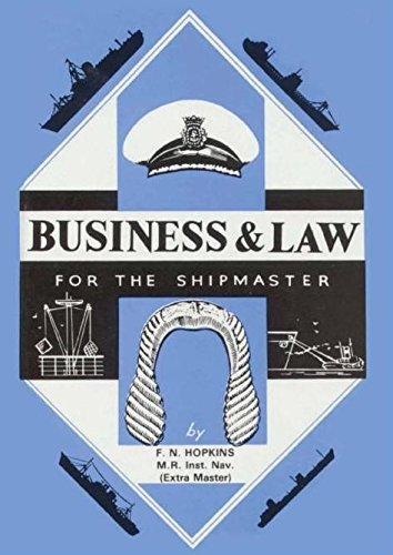 9780851745374: Business and Law for the Shipmaster