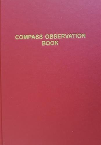 9780851745985: Compass Observation Book