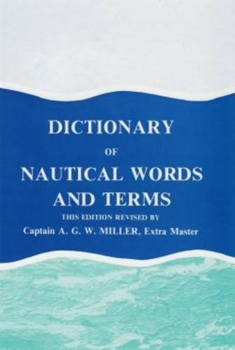9780851746180: Dictionary of Nautical Words and Terms