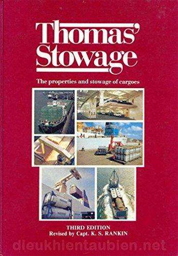 9780851746258: Thomas' Stowage