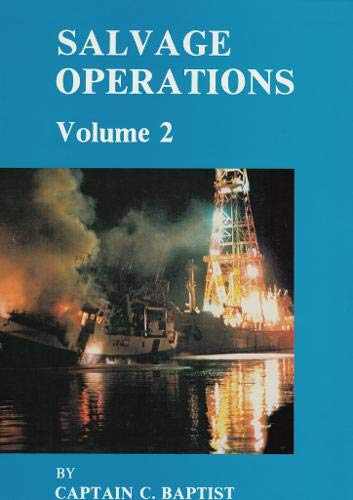 9780851746432: Salvage Operations: v. 2