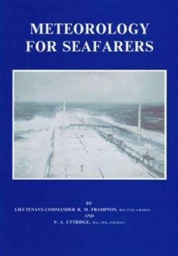 9780851747996: Meteorology for Seafarers
